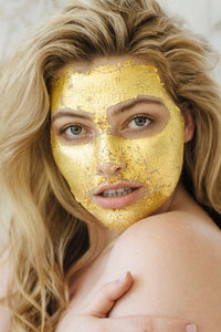 24K Gold Facial Treatment