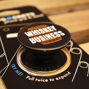 Whiskey Business Popsockets® Grip