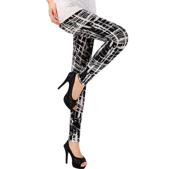 Pantalones Black Milk Print Leggings