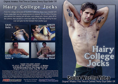 Hairy College Jocks