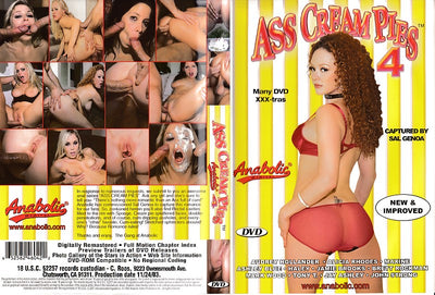 Ass Cream Pies 4