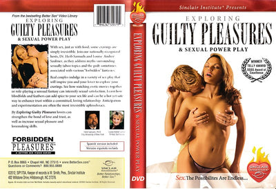Exploring Guilty Pleasures & Sexual Power Play