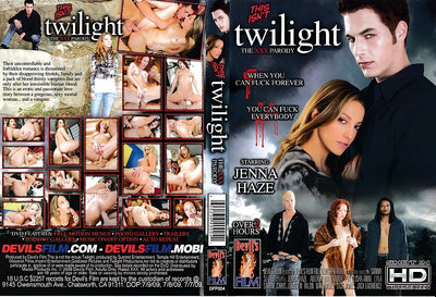 This Isn't Twilight The XXX Parody