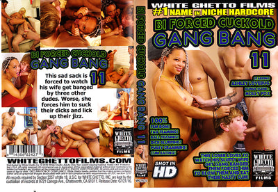 Bi Forced Cuckold Gang Bang 11