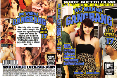 We Wanna Gangbang The Babysitter 17