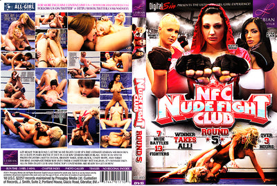 NFC Nude Fight Club 5