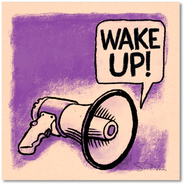 Mega Wake Up!