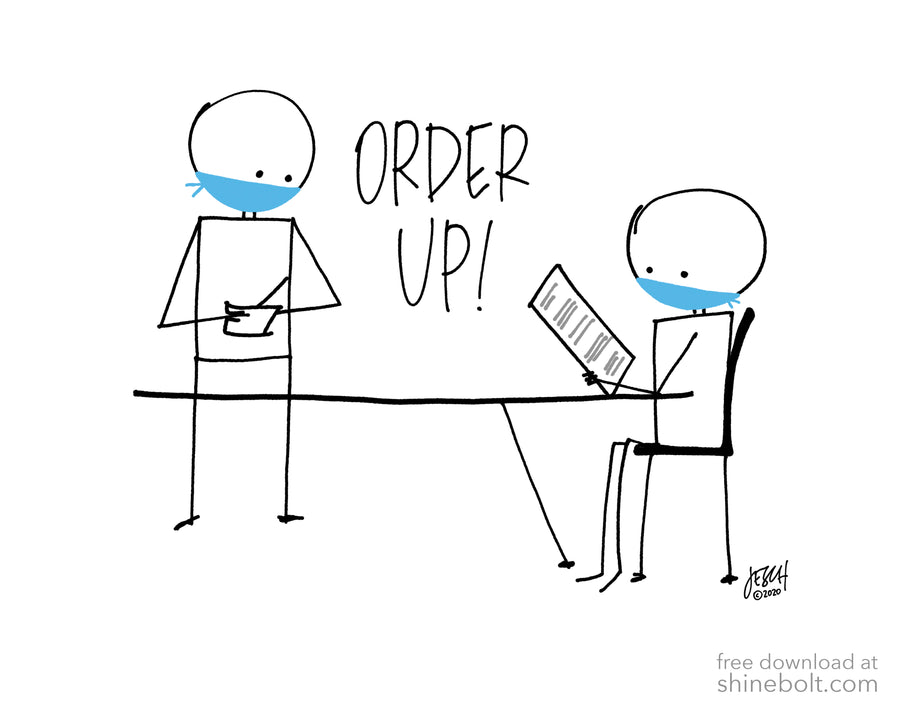 Order Up: Free Download