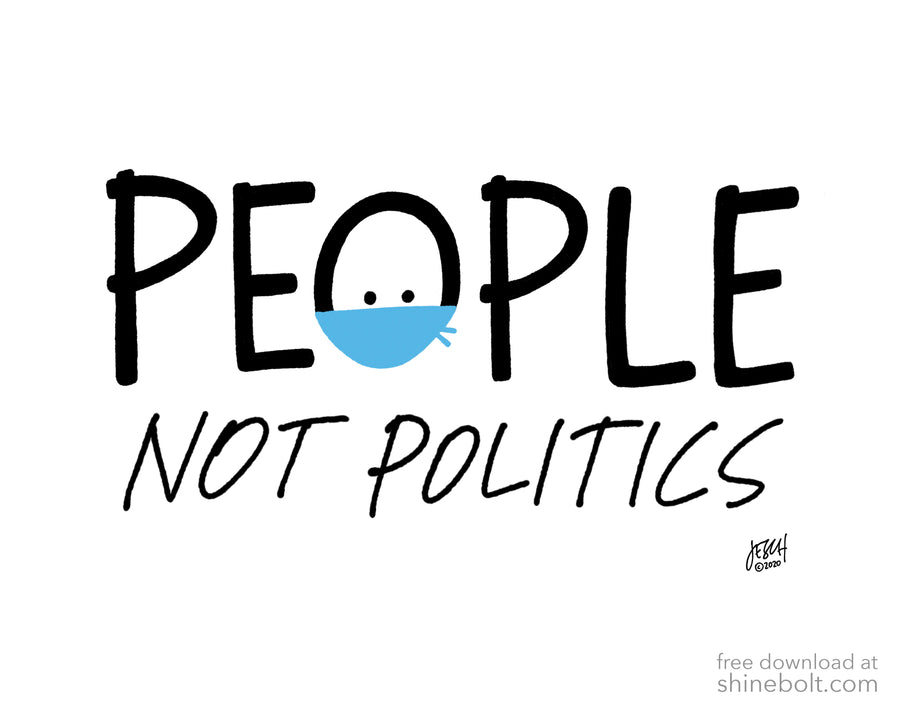 People Not Politics: Free Download