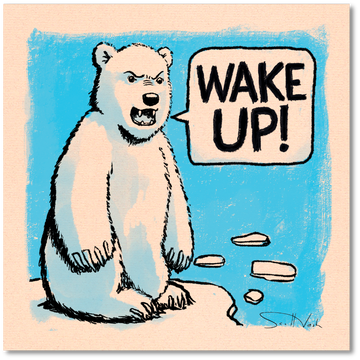 Polar Wake Up!