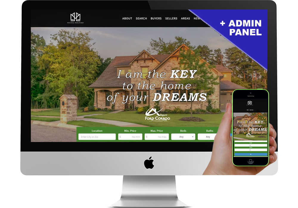 Agent Focused Pro Real Estate WordPress Website Responsive