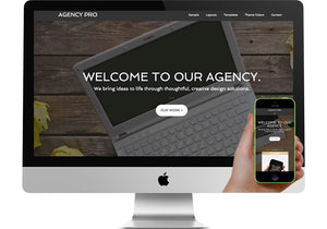 Agency Pro WordPress Website