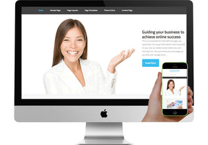 Enterprise Pro WordPress Website