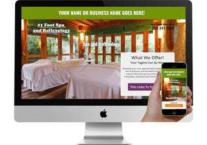 Spa Marketing Page