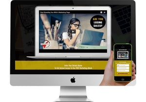 Video Marketing Page