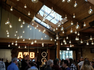 """Starry Sky"" at District Brew Yards"
