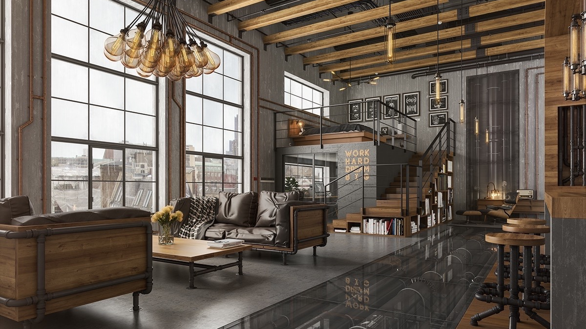 Industrial Style Lighting Guide