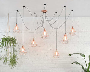 Design your own custom lighting and chandeliers hangout lighting design your own aloadofball Image collections