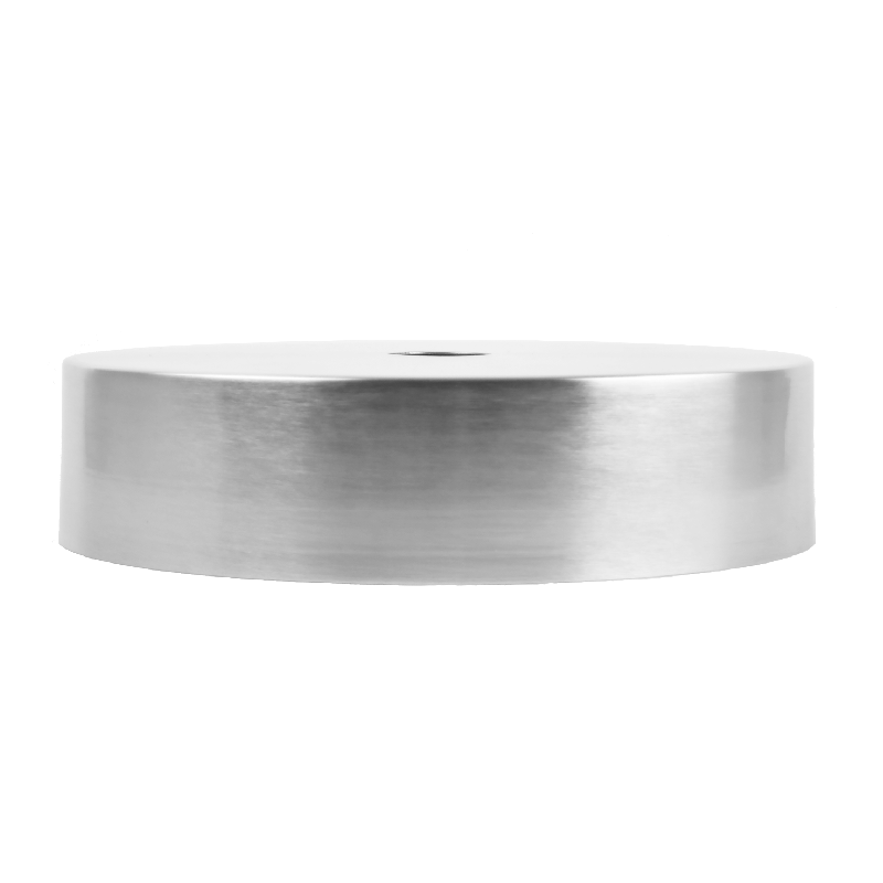 "Nickel 12"" Drum Shade"