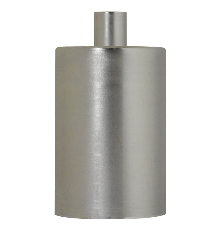 Modern Nickel Socket