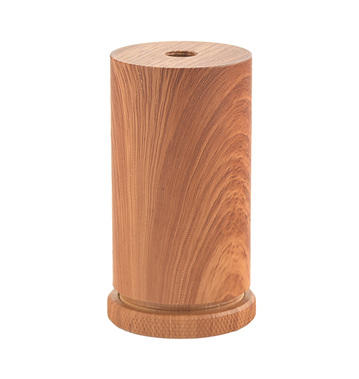 Modern Threaded Wood Socket