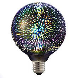 Bulb: LED 3D Firework Hangout Lighting