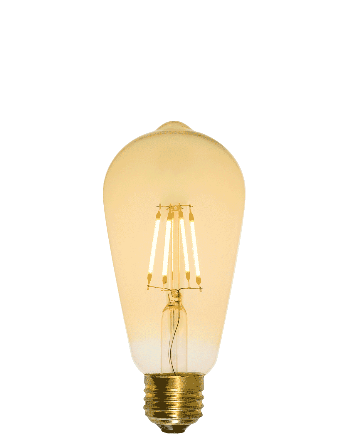 Bulb: LED - Edison Hangout Lighting
