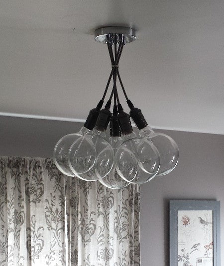 Cluster Chandelier - Even: Design Your Own 5 Pendant