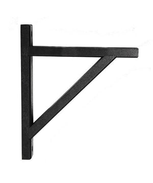 Hardware: Wood Wall Bracket - Ebony Hangout Lighting