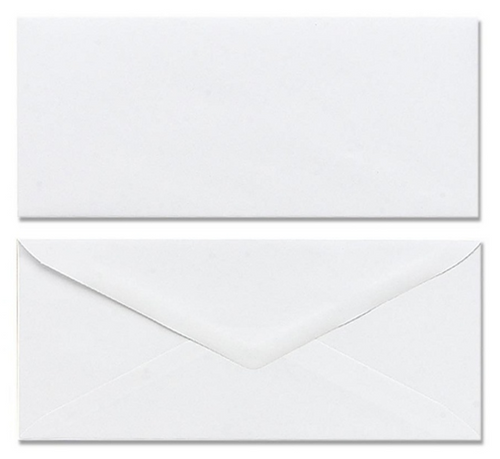 Envelops with Print Logo