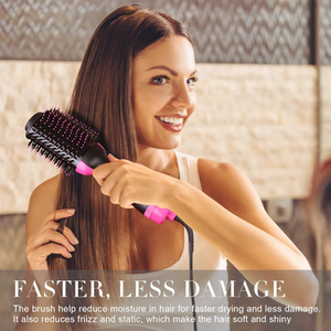 One Step Hot-Air Styling Brush - beautywonderful.com