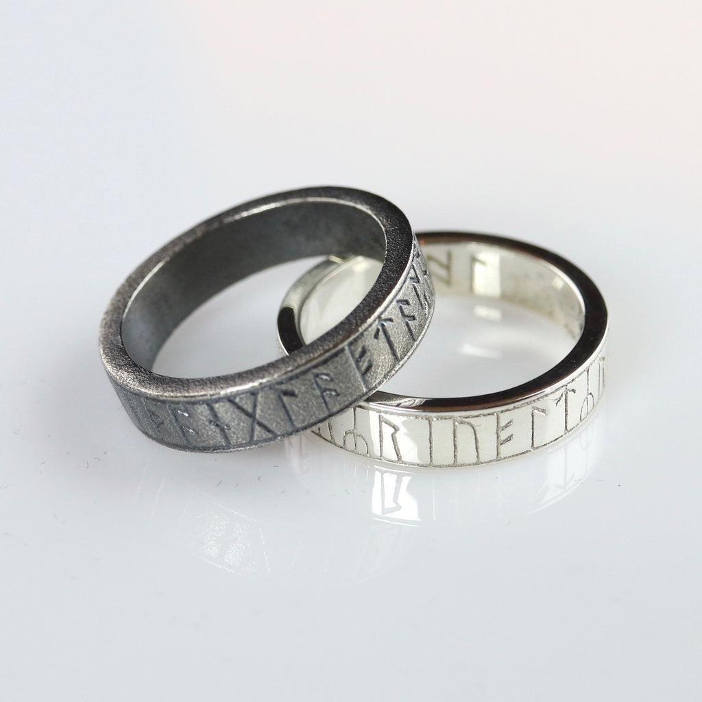 kingmore ring - silver