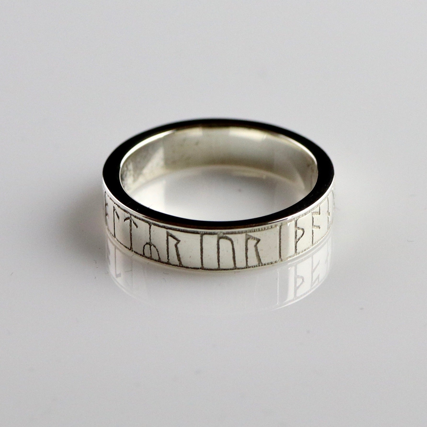 Kingmoor Ring - Silver