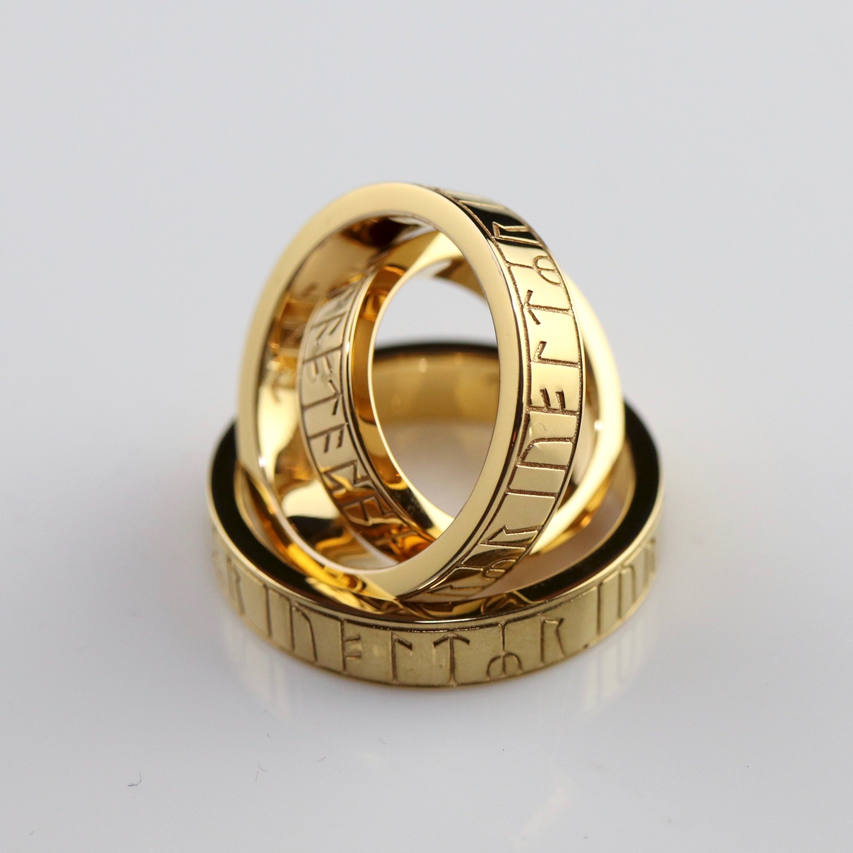 Kingmoor Ring - Gold-Plated