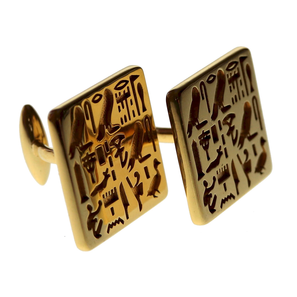 Cufflinks of Priest Sienamun - Brass
