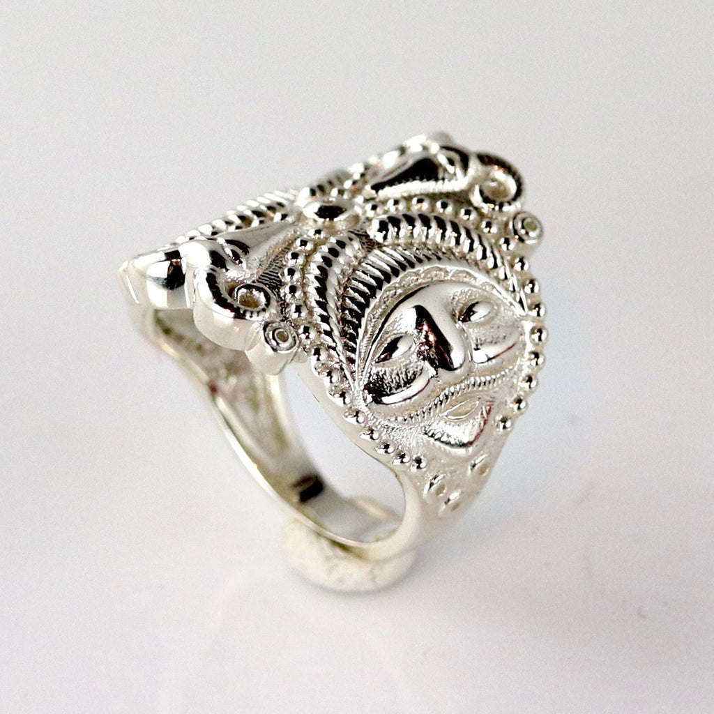Splendor of the Celts Ring - Silver