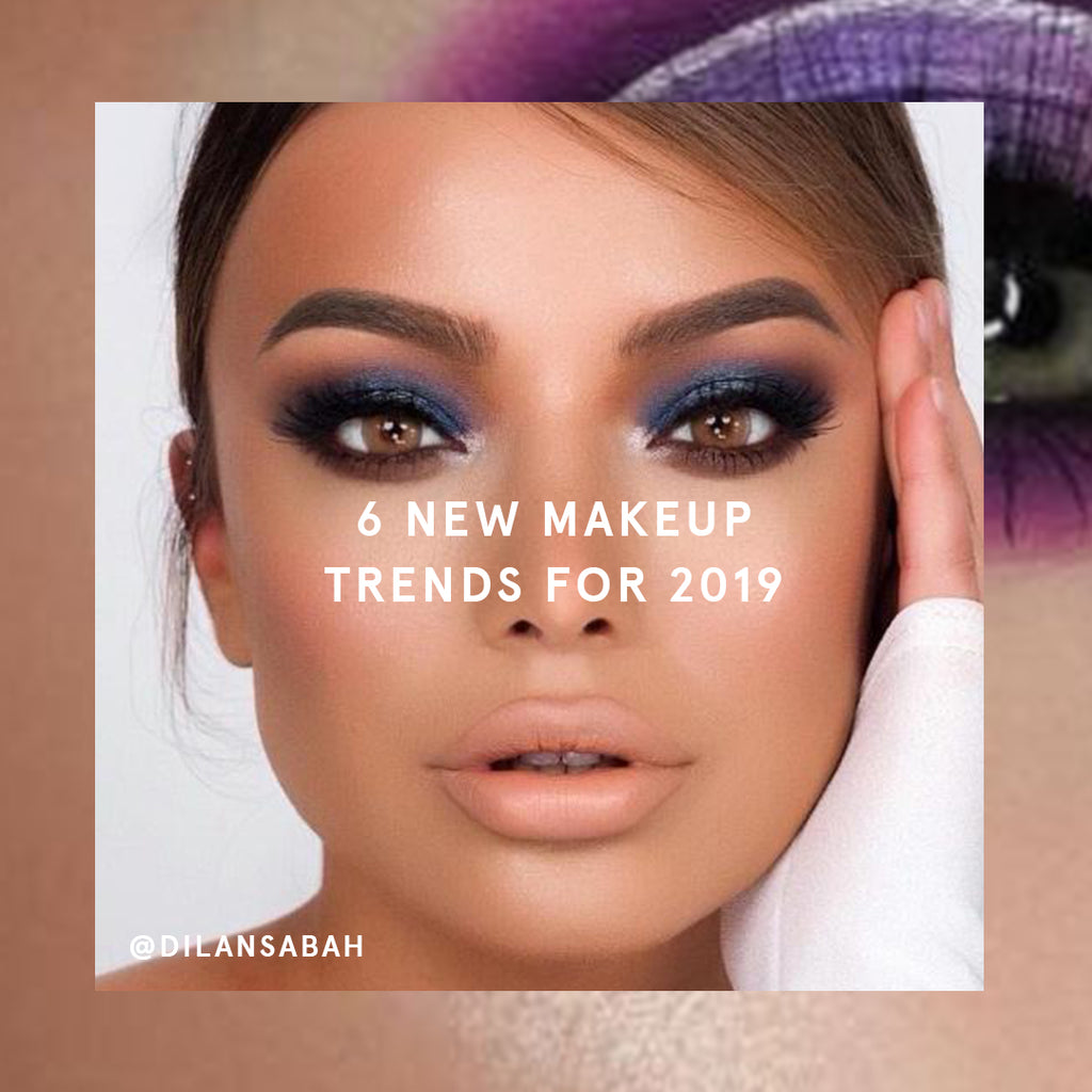 6 New Makeup Trends For 2019 Bh Cosmetics