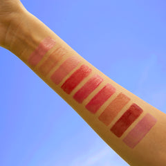 bh cosmetics best lipstick color luxe lacquer lip gloss swatch
