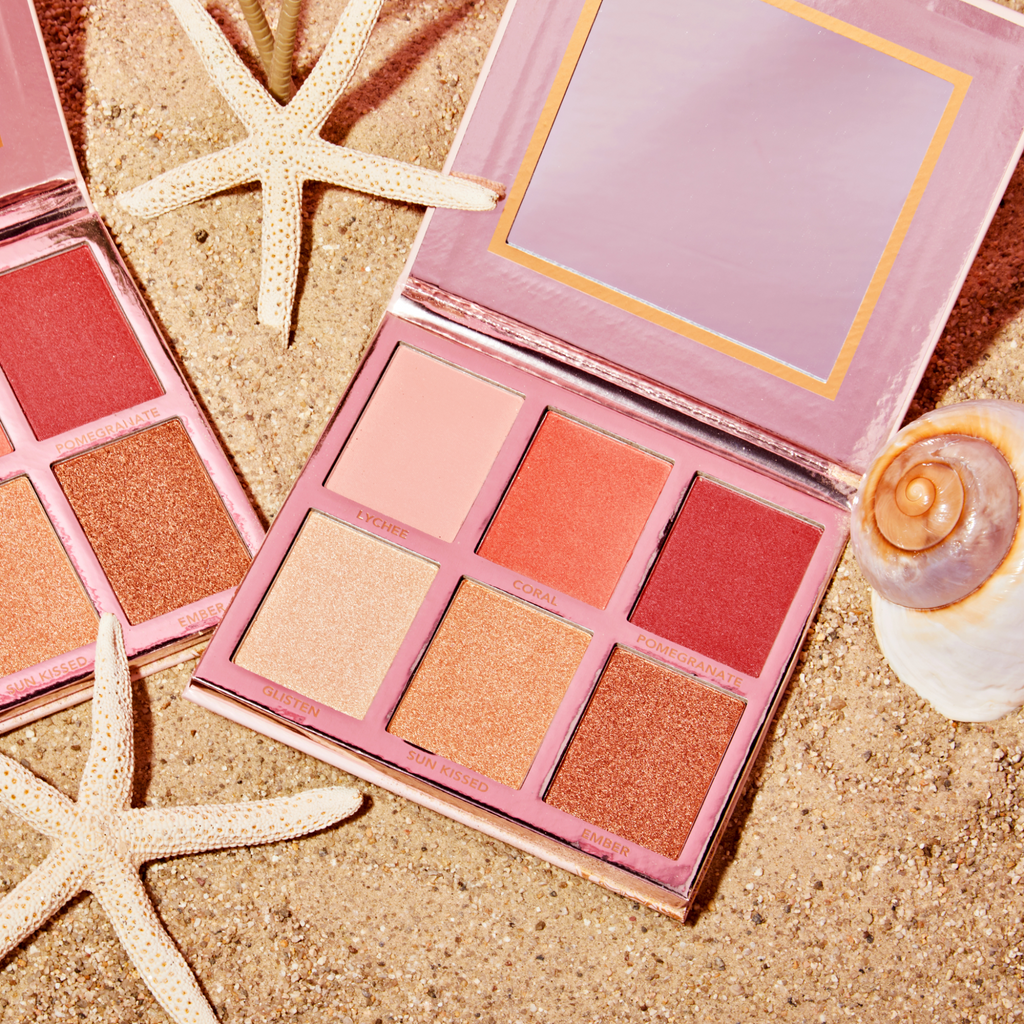 7c6b1a2da4d Combine Blushing in Bali with our other Travel Series palettes for a  blissful glow adored at any destination. Embrace the balance