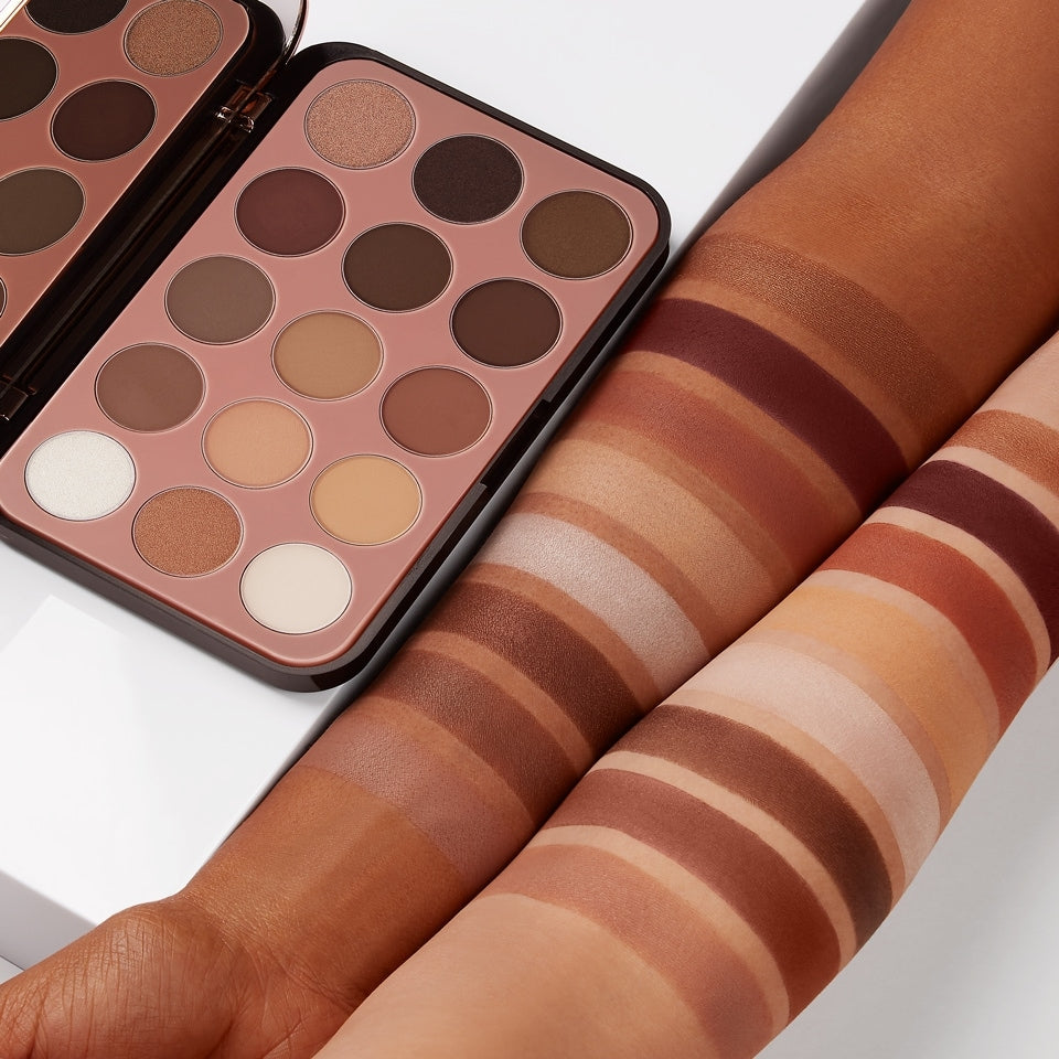 Desert Oasis 19 Color Shadow Highlighter Palette by BH Cosmetics #11