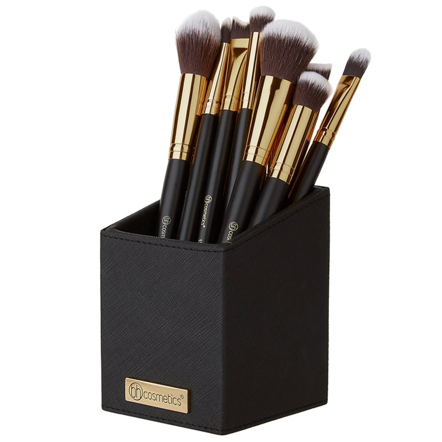 Angled Brush Holder