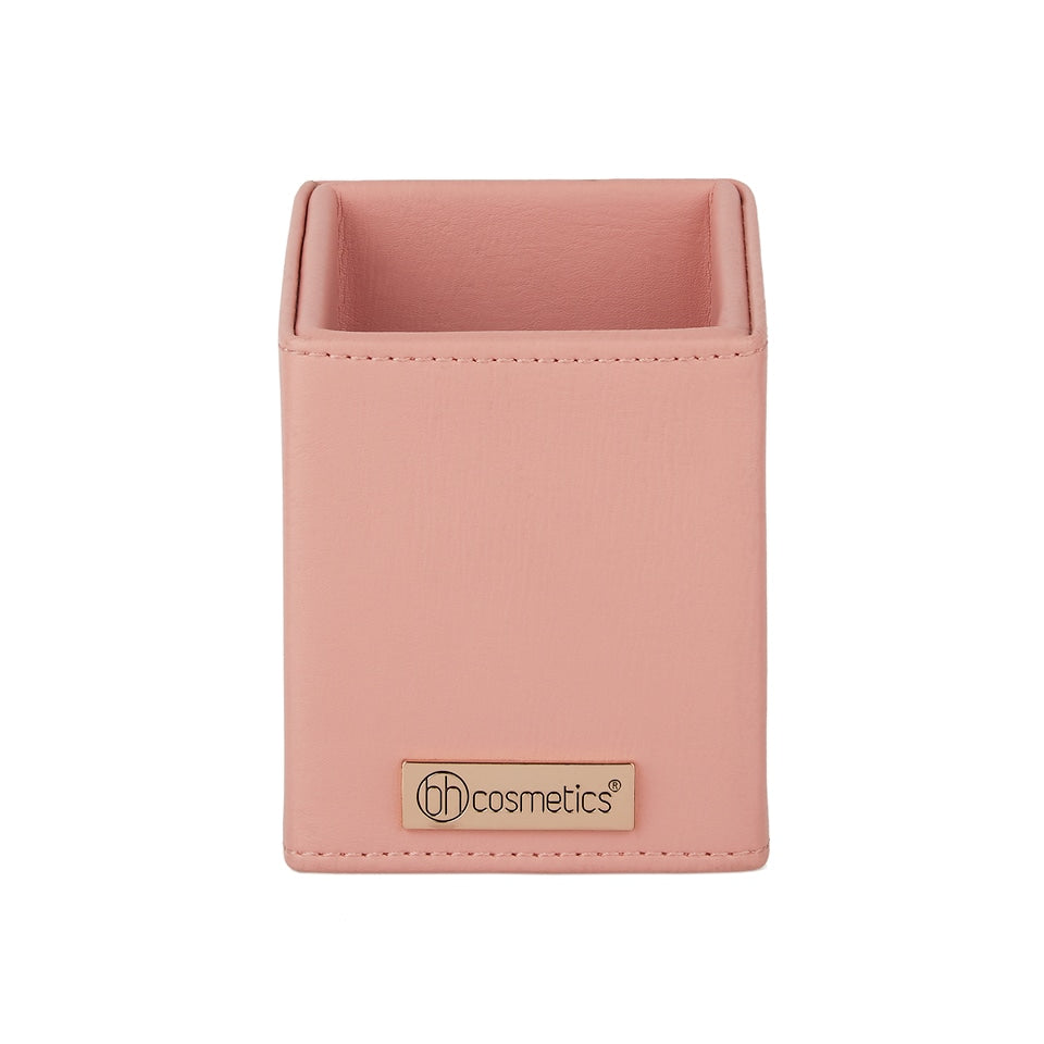 Angled Makeup Brush Holder - Pink  aae1a55a81627