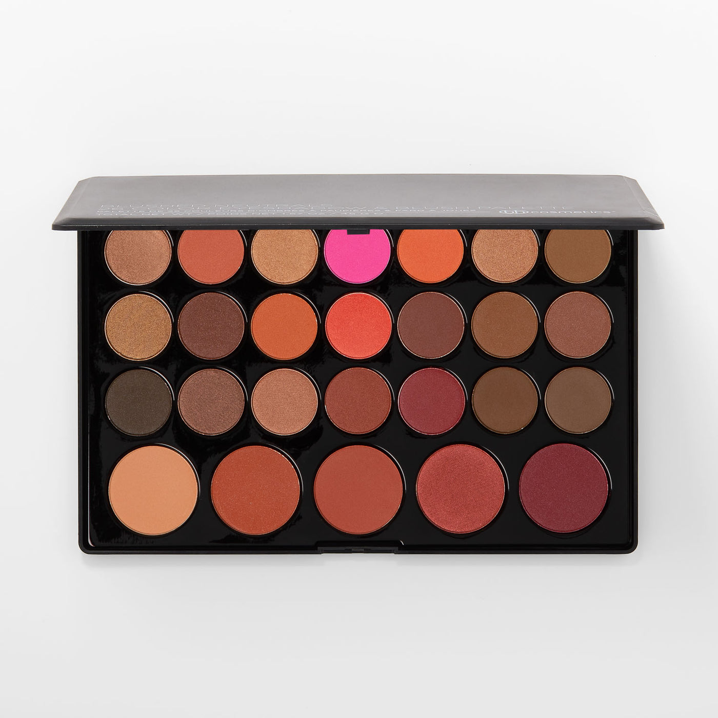 Nude Eyeshadow & Blush Palette | 26 Color Makeup Palette - BH Cosmetics