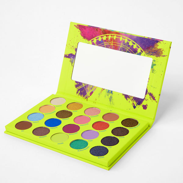 Colour Festival Shadow Palette