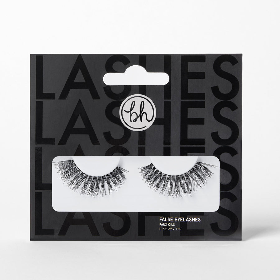 False Eyelashes - D-306