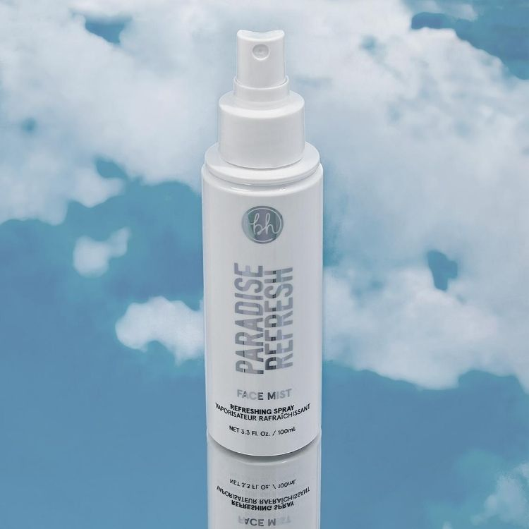 Paradise Refresh Face Mist   Paradise Collection   BH Cosmetics