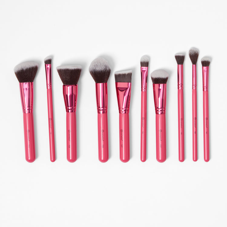 75d12bf52fe2 BH Cosmetics Illuminate By Ashley Tisdale 8 Piece Brush Set