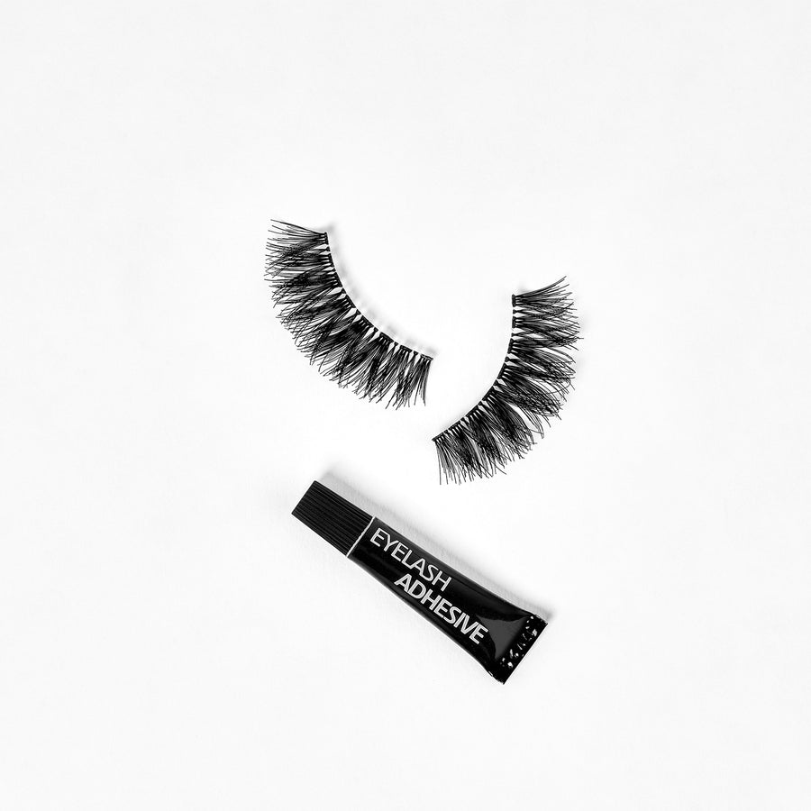 False Eyelashes - D-304