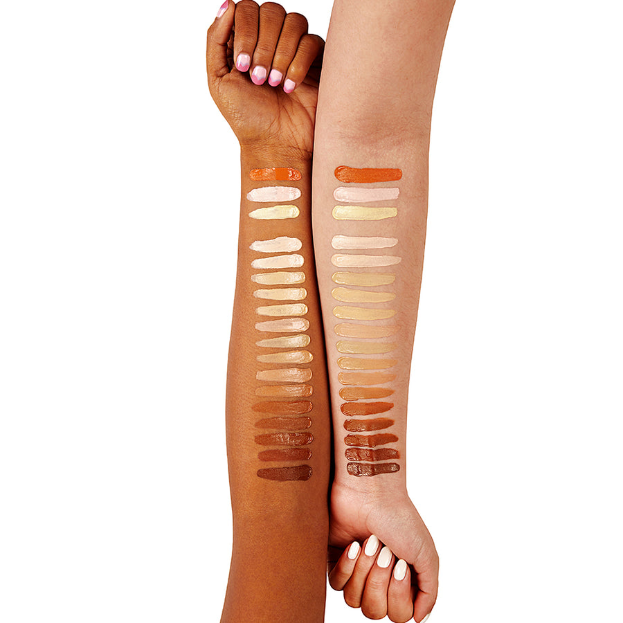 color:Peach - corrects dark spots for medium/deep skin tones