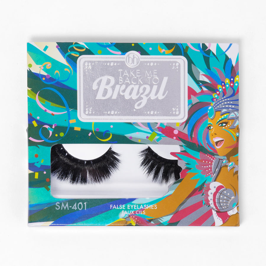 Take Me Back to Brazil Eyelashes SM-401